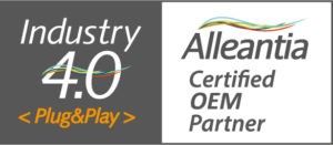 certified oem partner industry 40 plug play alleantia